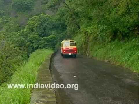 Thamarasserry Mountain Pass, Wayanad