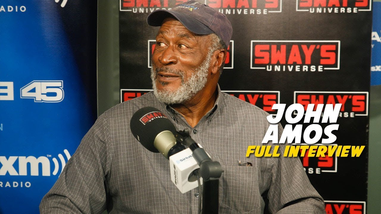 Coming To America 2 w/ Eddie Murphy is coming according to John Amos | Sway's Universe