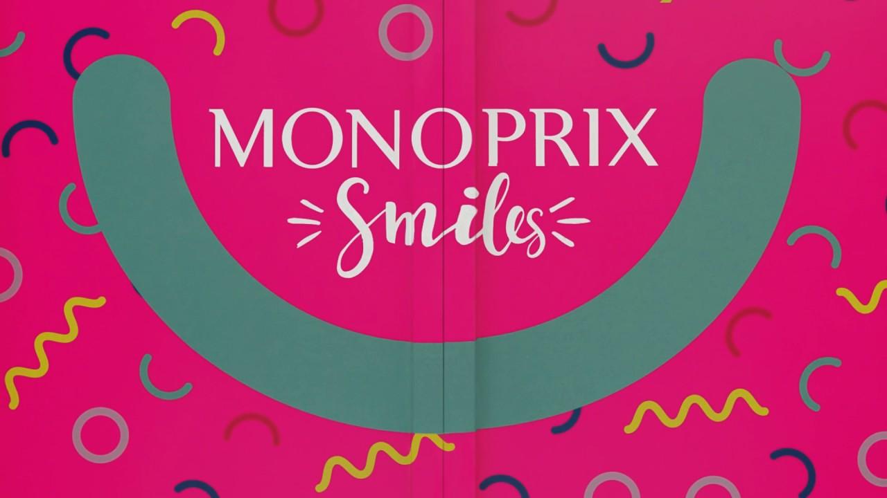 monoprix smiles