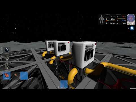 Stationeers E06 Filtration, Separating and Mixing Gases