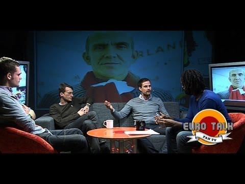 """""""Helt bisarr diskussion om Di Canio"""" - Euro Talk (SvenskaFans.com)"""