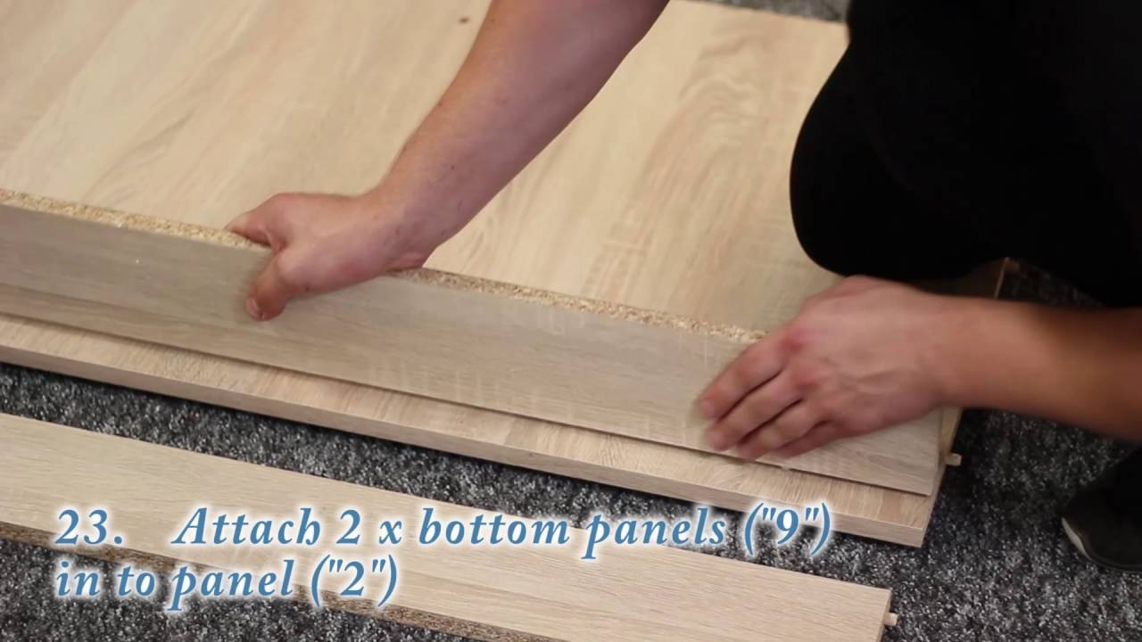 Furniture assembly video guides - Dako Furniture