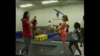 Rebekah Gymnastics 1999