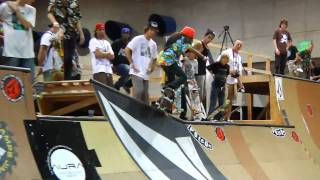 Volcom Mini Ramp Jam at ASR 2009