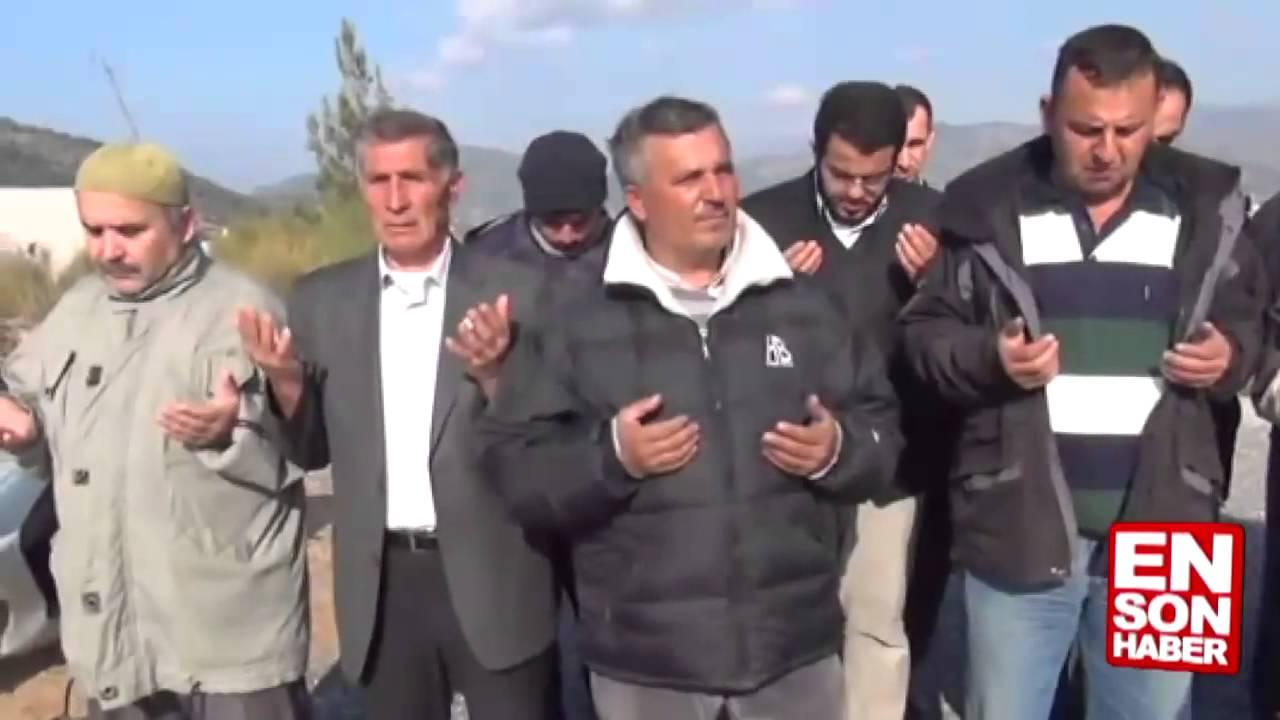 Antalya'lı çiftciler yağmur duasına çıktı