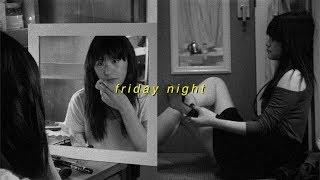 FRIDAY NIGHT (a short film on 16mm)