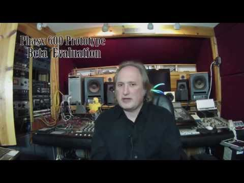 Boston Recording Studio Engineer & Producer Talks About Phasx PX600 Monitors