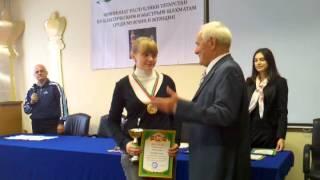 Закрытие Чемпионата РТ по шахматам 2012 года(, 2012-09-11T17:40:27.000Z)