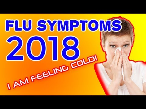Flu Symptoms 2018 | Top 5 Early Flu Symptoms | Winter Diseases | HealthIzWealth