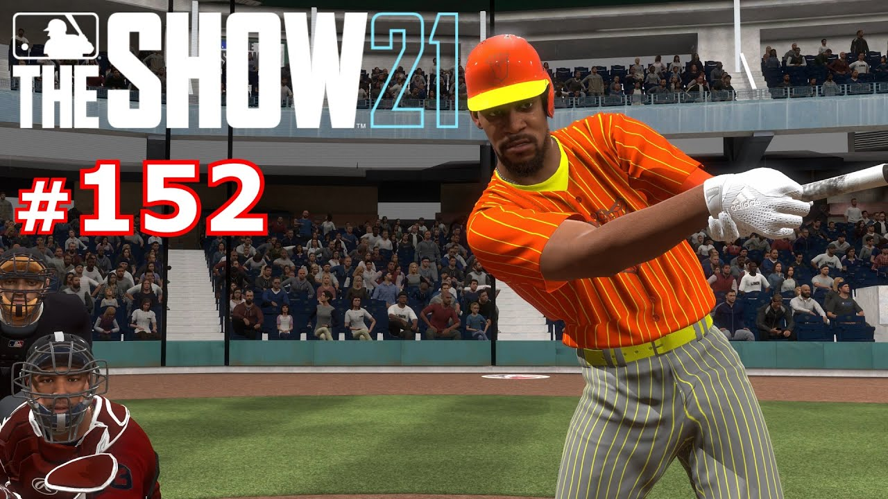 MY OPPONENT WON'T STOP PAUSING! | MLB The Show 21 | DIAMOND DYNASTY #152