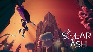 SOLAR ASH | Introduction Trailer