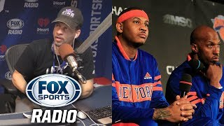 Chauncey Billups Says Scoring 30 Meant Too Much to Carmelo Anthony