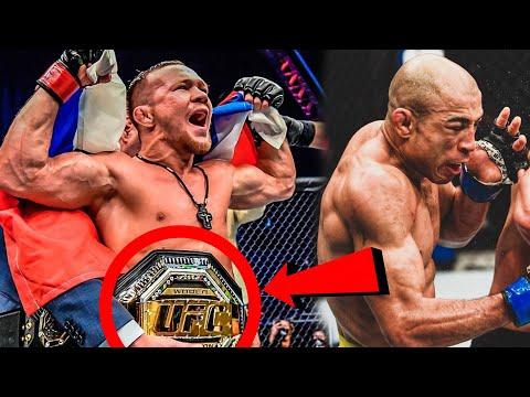 ВОТ ПОЧЕМУ ПЕТР ЯН ПОБЕДИЛ ЖОЗЕ АЛЬДО И СТАЛ ЧЕМПИОНОМ UFC НА UFC 251!
