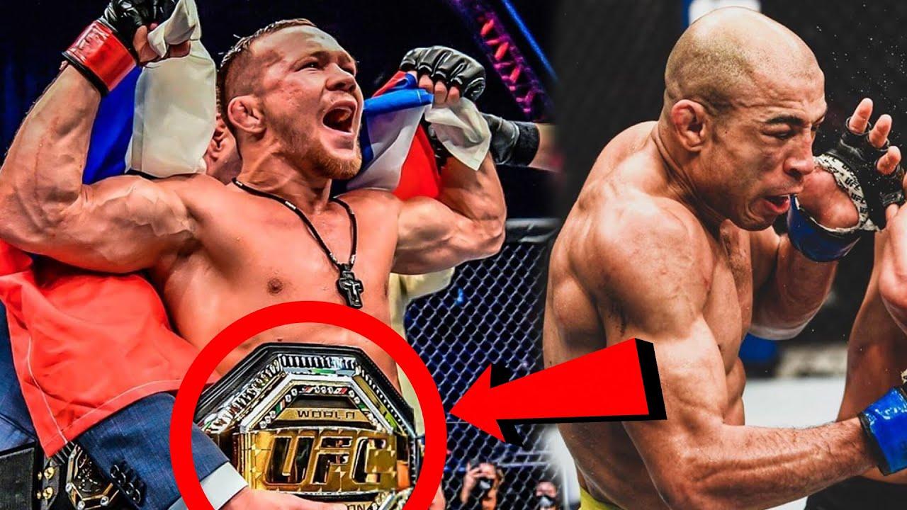 Прогноз на бой: Пётр Ян - Жозе Альдо (UFC 251)