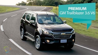 PREMIUM: Chevrolet Trailblazer 3.6 V6 AT