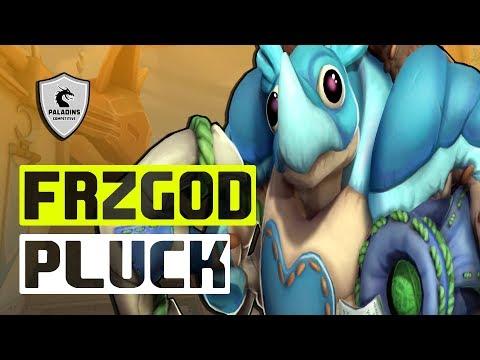 Frzgod Makoa Competitive - Pro Player (PLUCK)