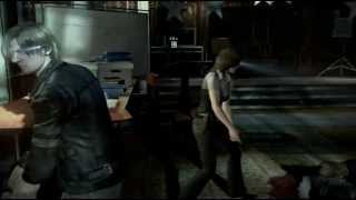 Resident Evil 6 - PC Leon Gameplay - HD 6480G Max Settings