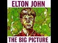 Elton John - Long Way from Happiness (1997) With Lyrics!