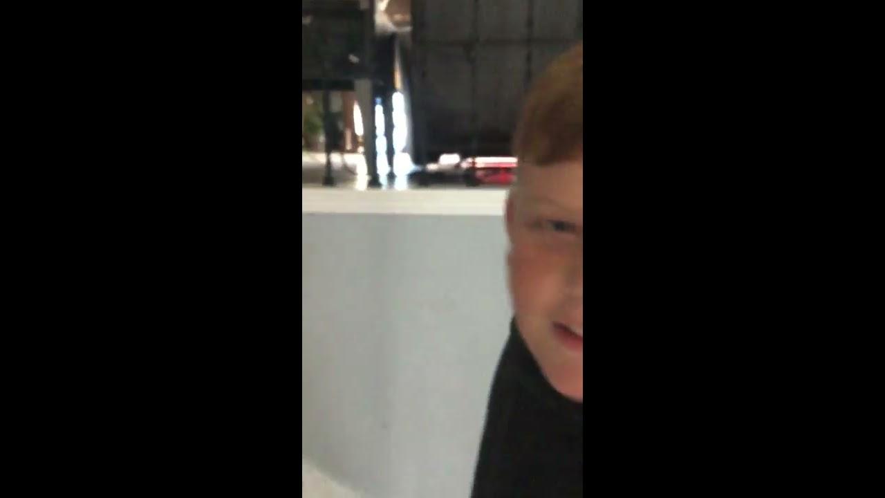 He got caught. - YouTube