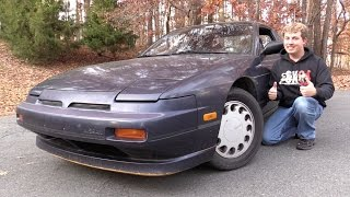 Introducing My 1989 Nissan 240SX Project Car!