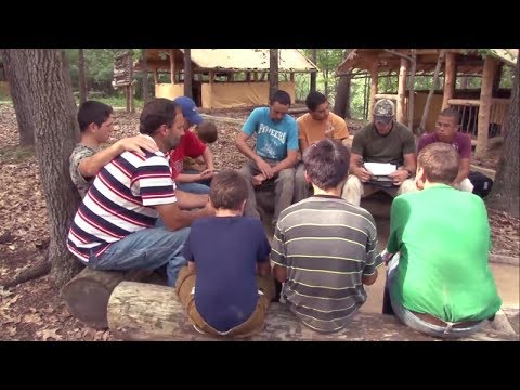 Allegany Boys Camp Program Overview: Therapeutic Wilderness Camping