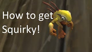 How to get Squirky, the new Murloc Battle Pet! | Legion 7.2