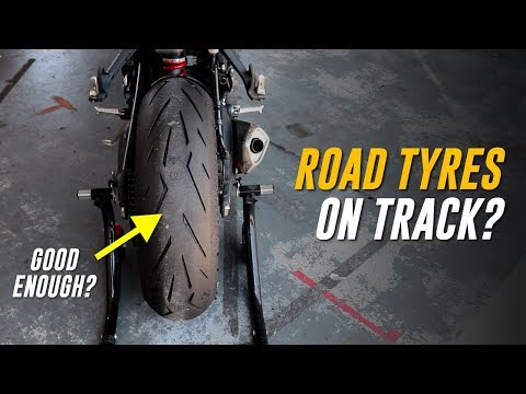 Using Road Tyres On Track: Can You? And Best Road & Track Tyres