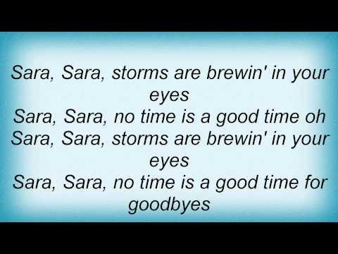 Jefferson Starship - Sara Lyrics
