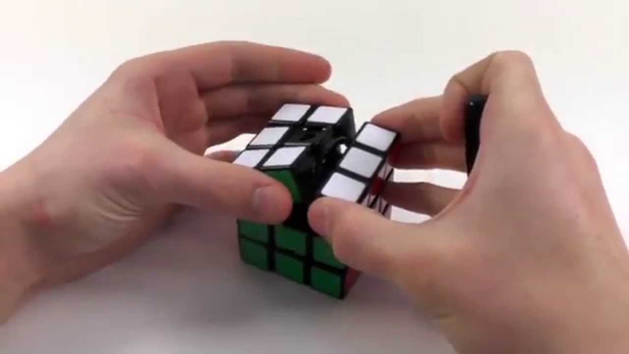 Rubik's Speed Cube - Taking the Cube apart