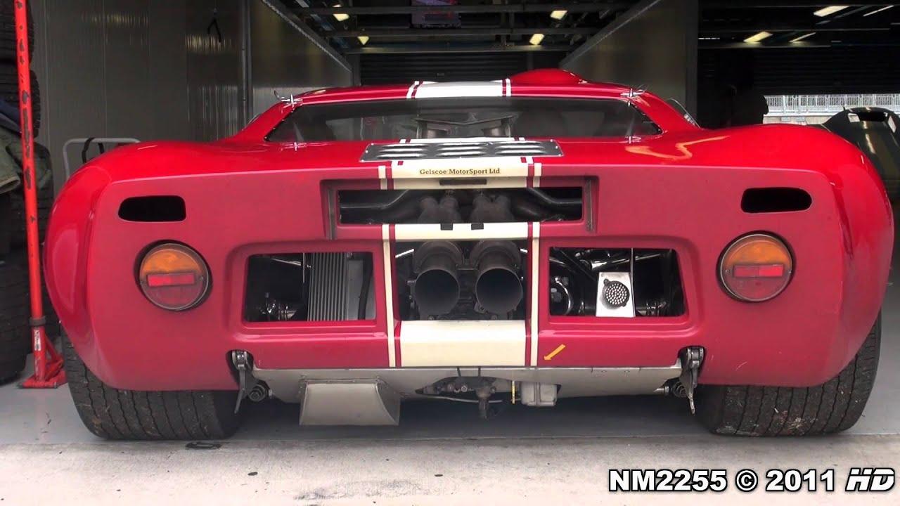 Worksheet. Ford GT40 MK1 LOUD SOUND  YouTube