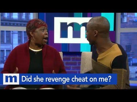 She's revenge cheating on me at bingo! | The Maury Show
