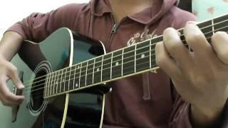 Đêm nằm mơ phố(acoustic cover) by GoD