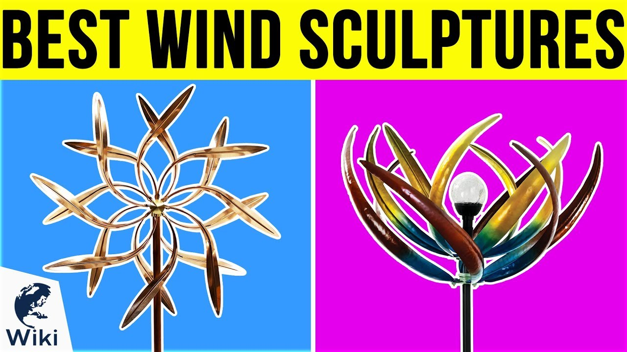 Gemini Solar Powered Light Up Garden Wind Spinner Windmill LED Colour Changing
