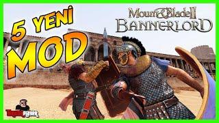Bannerlord 5 Yeni Mod   Loot Modu   Roma Modu   Lordların Krallığa Katılma İsteği   Kültür Değiştir