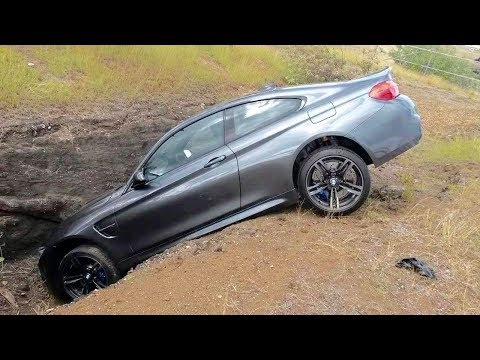 IDIOT BMW DRIVERS Caught On Camera! Ultimate BMW Driving Fails 2017