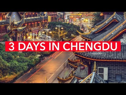 3 Days in Chengdu and Mt. Emei | Sichuan Itinerary & Tour Suggestion