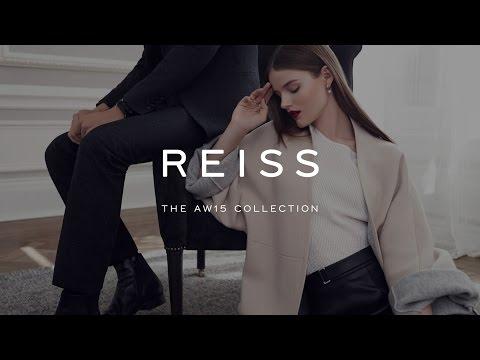 FashionBeans x Reiss: AW15 Outerwear