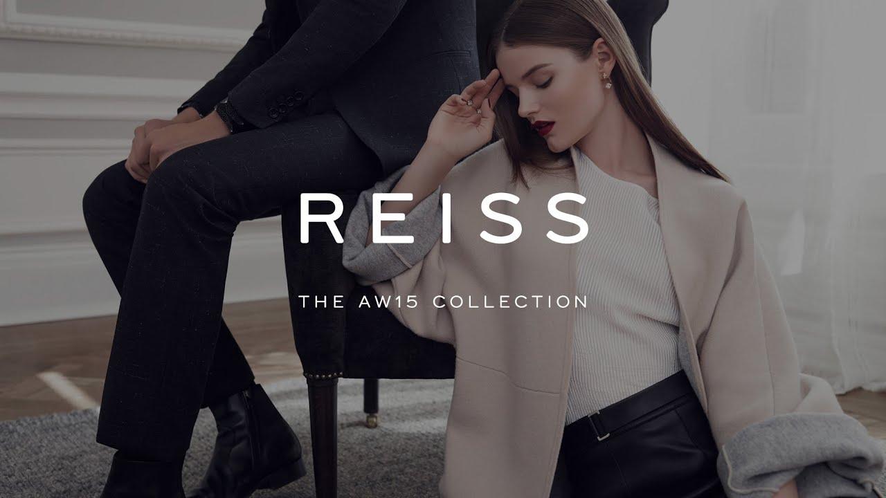 Watch FashionBeans x Reiss: AW15 Outerwear video