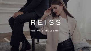 REISS AW15: The Campaign