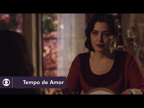 Tempo de Amar: capítulo 102 da novela, quarta, 24 de janeiro, na Globo
