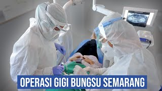drg. Ika Ratna Sp.BM Staf pengajar tetep FKG.Univ.Prof.DR.Moestopo Jakarta Selatan..
