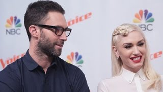 EXCLUSIVE: Gwen Stefani Gushes About Fellow
