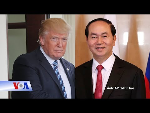 Tổng thống Trump sẽ thăm Đà Nẵng, Hà Nội
