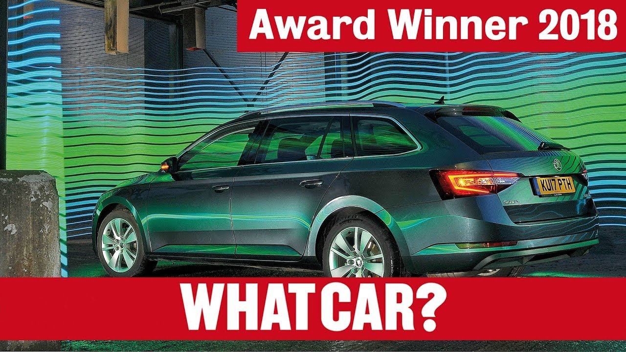 Skoda Superb Estate: why it's our 2018 Estate Car of the Year   What Car? - Dauer: 113 Sekunden