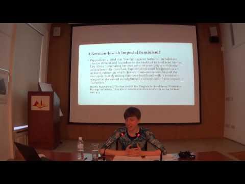 A German-Jewish Imperial Feminism
