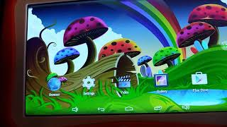Aliexpress WeCool K7 Kids Tablet PC Android Tablet 5 1 8GB Unboxing and Review