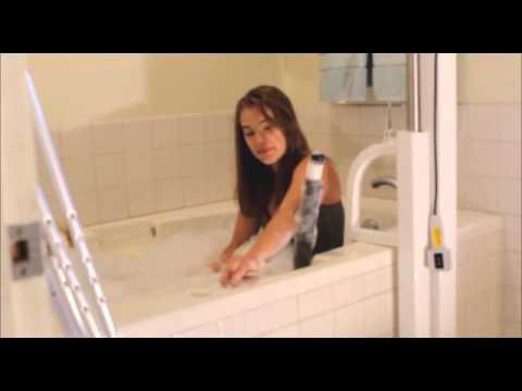 Neptune Recliner Bath Lift Demo Doovi