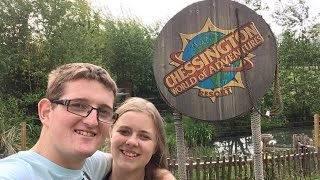 Chessington World Of Adventures Vlog May 2017