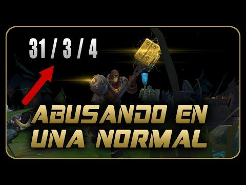 RETO 30 KILLS - ABUSANDO EN UNA NORMAL