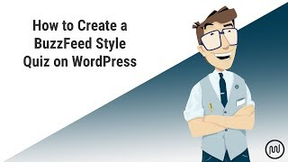 How to Create a BuzzFeed Style Quiz on WordPress for Free